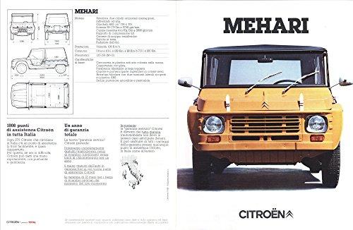 Citroën  Méhari et Dyane - Manuel technique (French Edition)