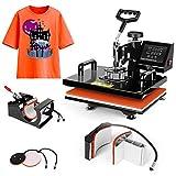 Best T-Shirt Heat Presses - Heat Press Machine 15x15 inch - TUSY 5 Review