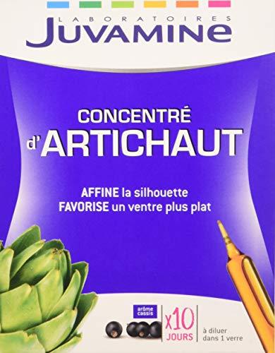 Juvamine Concentre dArtichaut 10 Ampoules