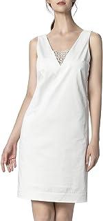 APART Fashion Dress with Lace Vestito Elegante Donna