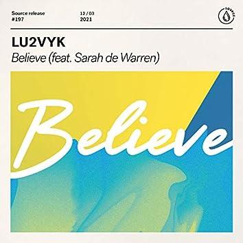 Believe (feat. Sarah de Warren)