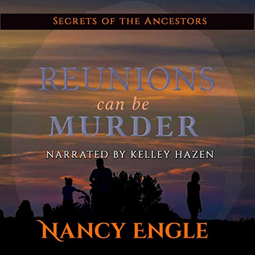 Reunions Can Be Murder Audiobook By Nancy Engle cover art