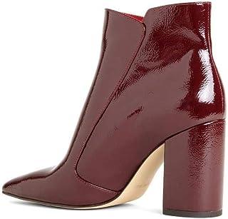 [ナインウエスト] Womens Russity Pointed Toe Ankle Fashion Boots [並行輸入品]