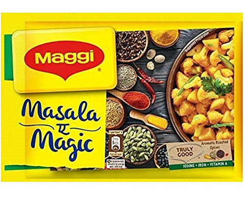 Maggi Masala A Magic 6Gm (Pack Of 40) Indian Snacks