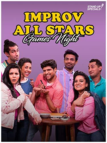 Improv All Stars - Games Night