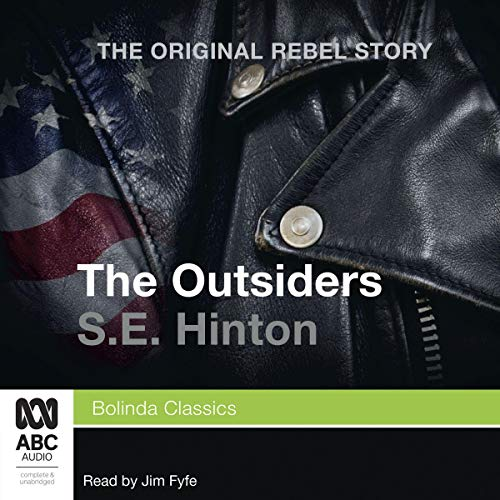 The Outsiders cover art