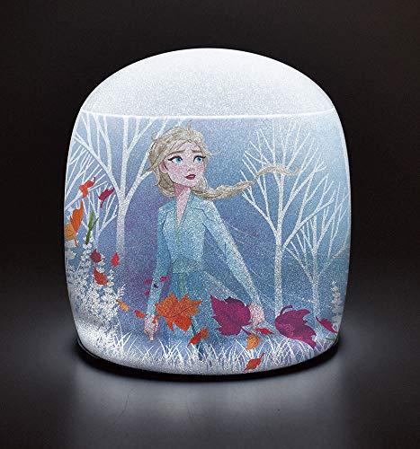 FUN HOUSE 713190 Disney Frozen Opblaasbare Lamp voor kinderen, Paars