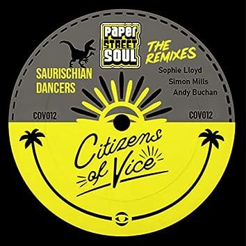 Saurischian Dancers (The Remixes)