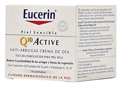Eucerin Cream Day Q10 Active Sensitive Skin 50ml