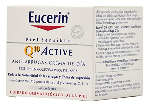 Eucerin Q10 ACTIVE Crema de Día para Pieles