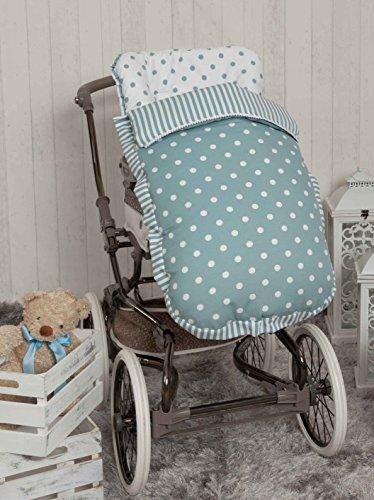 Babyline Carrusel - Saco de silla de paseo, color verde