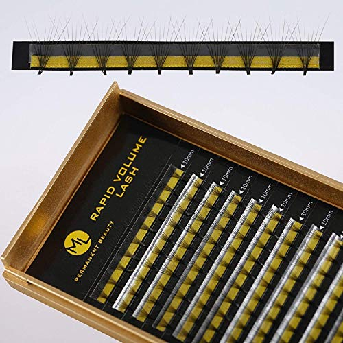 Extension de Cils Volume Lashes 8D Mélange 0,05mm 0,07mm C Curl - 12mm, 0.07mm