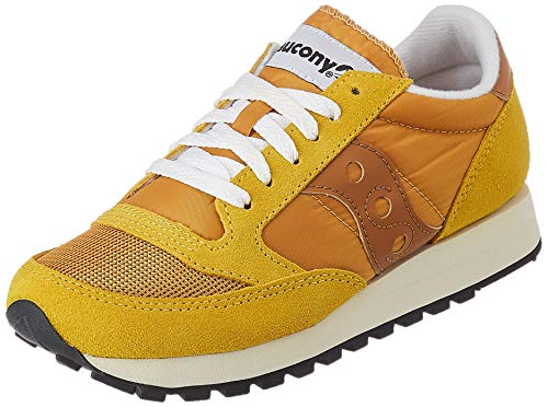 Saucony Damen Jazz Original Vintage Sneaker, Gelb (Sun/Pre 29), 38 EU