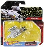 Hot Wheels Star Wars Starships Mandalorian Razor Crest