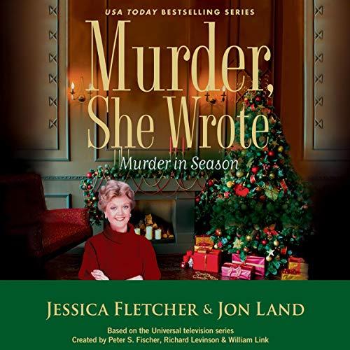 Murder, She Wrote: Murder in Season cover art