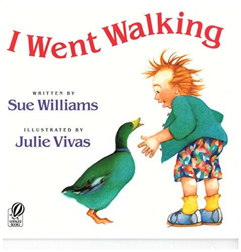 I Went Walking (A Voyager/Hbj Book)の詳細を見る