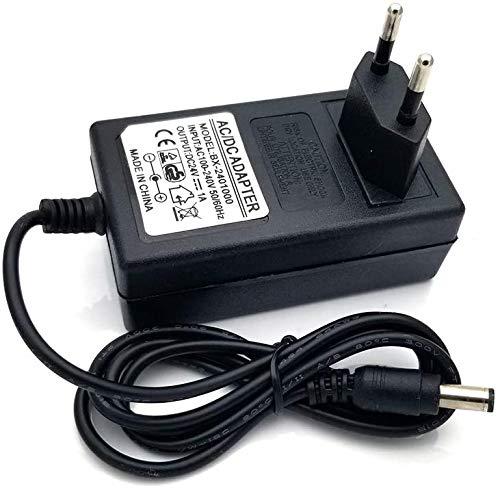 KFD Ladekabel Steckernetzteil 18V 1000ma 5,5 2,1mm Ladeger/ät 300mA 400mA 500mA 600mA Schaltnetzteil Power Supply f/ür LED Strip