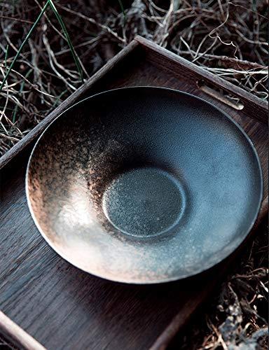 Keramische Ronde Noodle Bowl (Color : A)