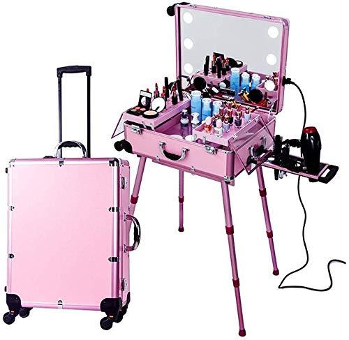 ALYR Profesional Maleta para Maquillajec, Organizador para Maquillaje Cosmetic Cases Maletín para...
