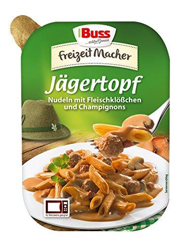 Buss Jägertopf - Nudeln mit Flei...