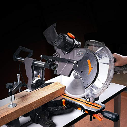 Double-Bevel Sliding Compound Miter Saw