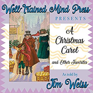 A Christmas Carol and Other Favorites audiobook cover art