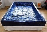 Cama de agua sólo vinilo de seguridad/ Liner protección