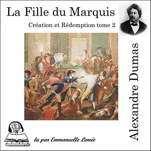 『La fille du marquis』のカバーアート