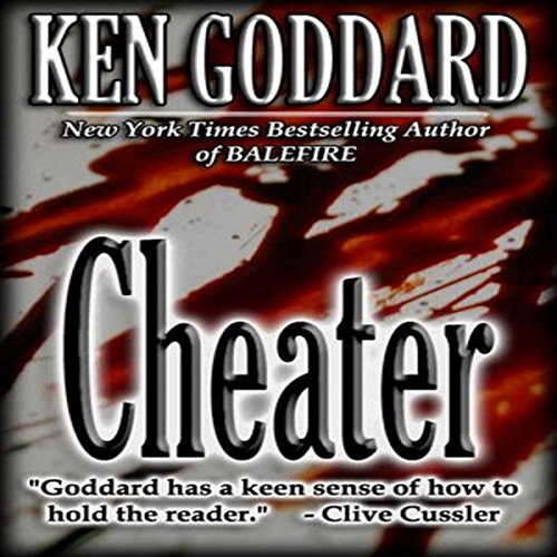 Cheater audiobook cover art
