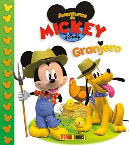 Granjero. Aventuras de Mickey 4