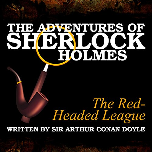 The Adventures of Sherlock Holmes: The Red-Headed League cover art