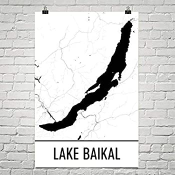 Best lake baikal map Reviews