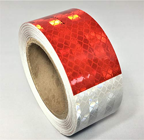 3M 2' x 30' Conspicuity Reflective Tape Truck Trailer 22497-30