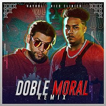 Doble Moral (Remix)