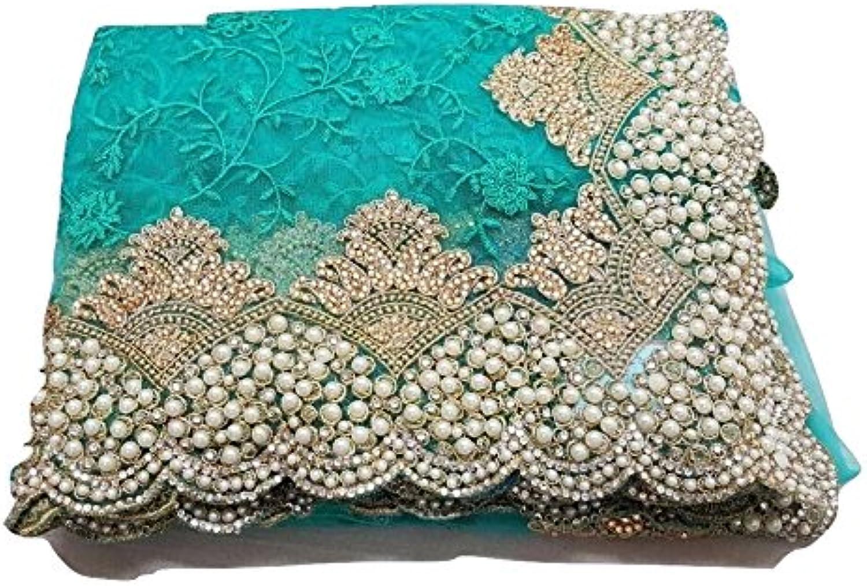 Designer Ethnic PartyWear Saree for Women Ethnic Traditional Womens Sari