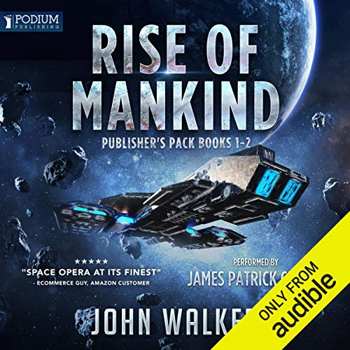 Couverture de Rise of Mankind: Publisher's Pack, Books 1 & 2