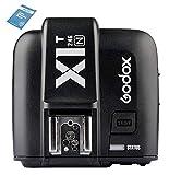 Transmisor Godox X1 TTL HSS 1/8000 para Nikon