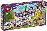 LEGO 41395 Friends LeBusdel'amitié, Kit de Construction d'Un Bus avec 3 Mini-poupées pour Le Jeu d'Imagination