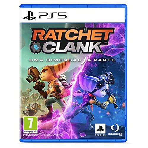 Ratchet & Clank: Rift Apart PS5 Uma Dimensão à Parte [ Importación Portuguesa ] PlayStation 5