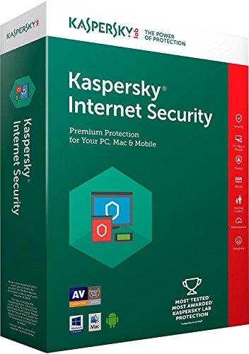 Kaspersky Internet Security 2018 'Rinnovo' | 1 Utente | 1 Anno