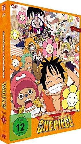 One Piece: Baron Omatsumi und die geheimnisvolle Insel - 6. Film - [DVD]