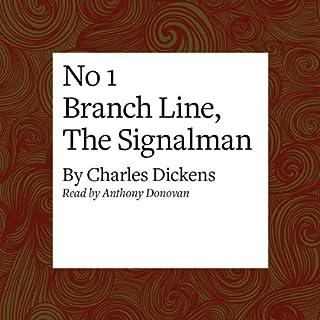 No 1 Branch Line, The Signalman cover art