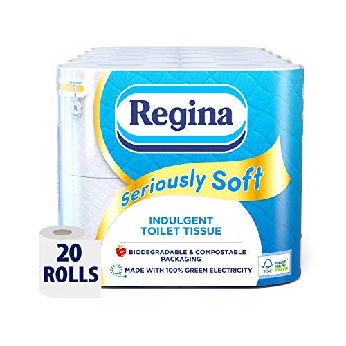 Regina Seriously Soft Indulgent - Carta igienica