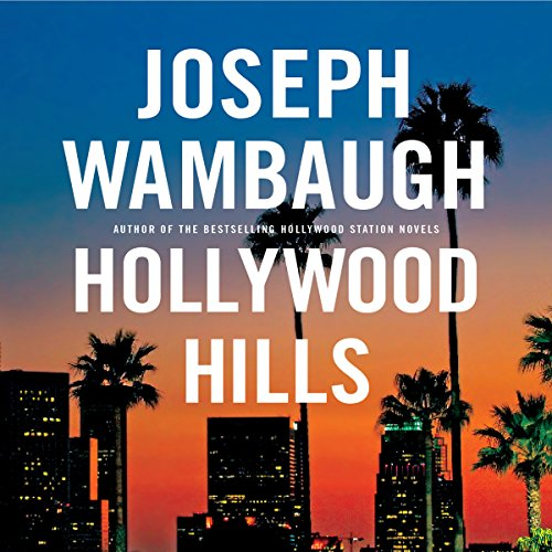 Hollywood Hills audiobook cover art