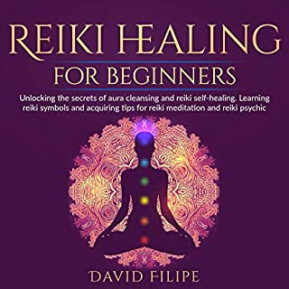 Reiki Healing for Beginners cover art