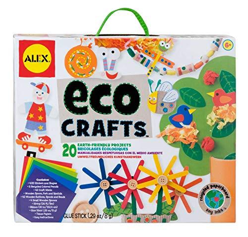 Alex- Manualidades ecológicas (Juratoys 146W)