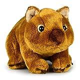 Korimco Wombat Australian Stuffed Animal Toy Wilbur 8'/20cm