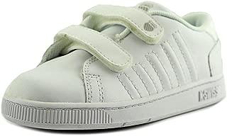 K-Swiss Infant Shoes Lozan 3 Strap White Fashion Sneakers