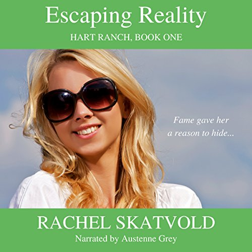 Escaping Reality audiobook cover art