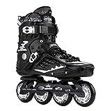 qcl3d Roller Skates Adult Roller Skates Skating Single Inline Roller Skates Beginner Men and...